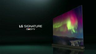 LG 시그니처 OLED TV