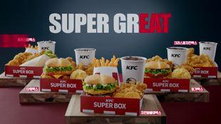 KFC SUPERBOX