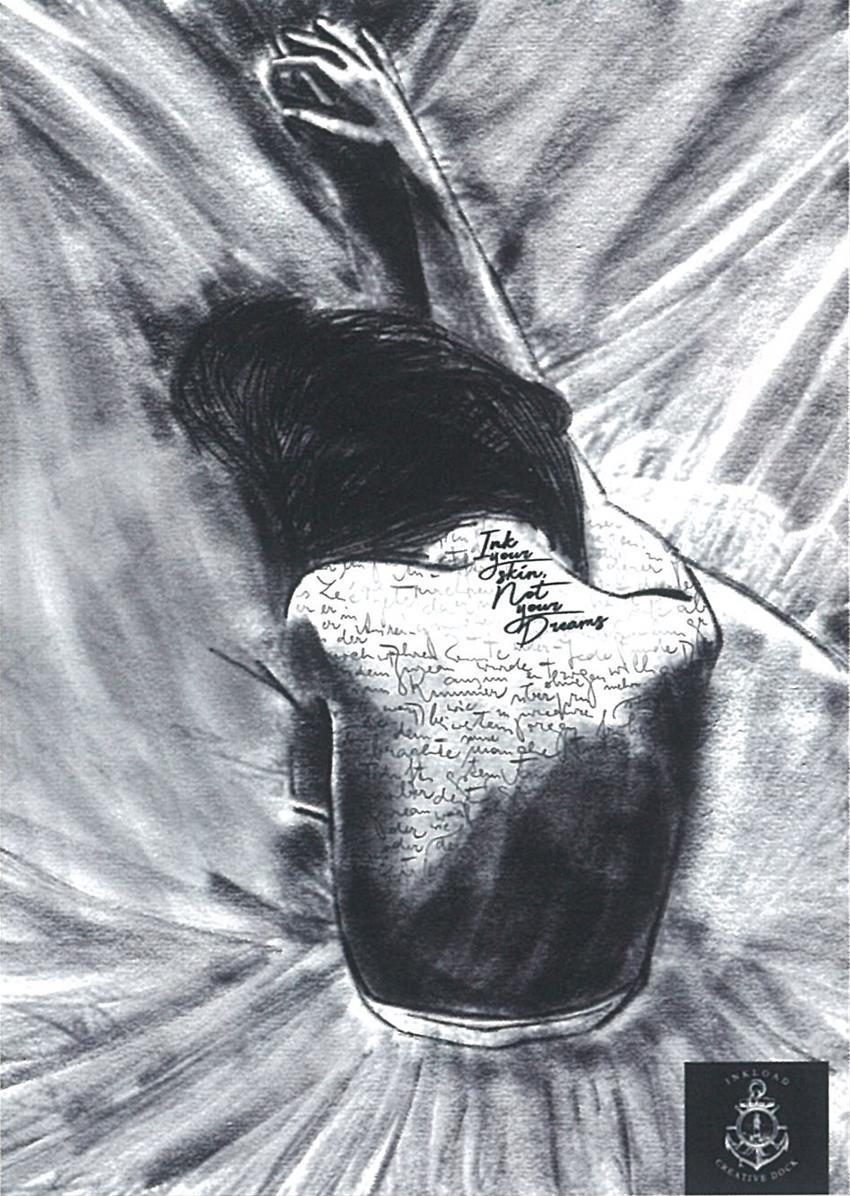 INK LOAD CREATIVE DOCK