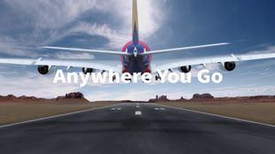 아시아나항공 미주노선 캠페인