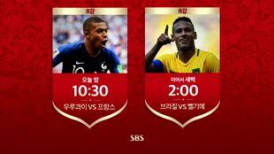 SBS 2018 FIFA 러시아 월드컵
