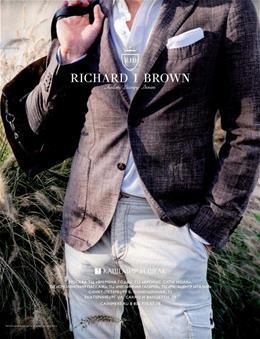 Richard J Brown
