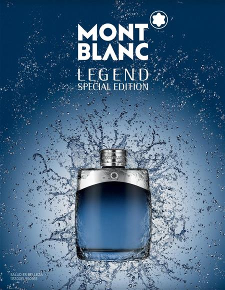 MONT BLANC LEGEND SPECIAL EDITION