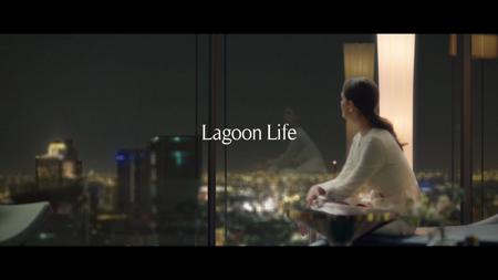현대건설 Lagoon in Terrace